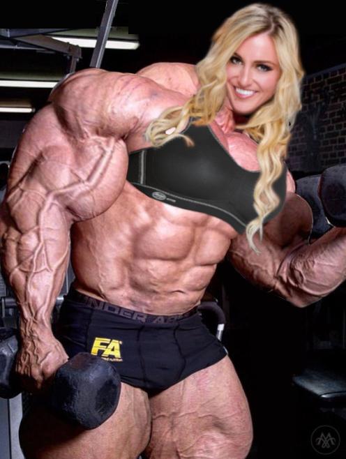 Huge Charlotte Flair 1