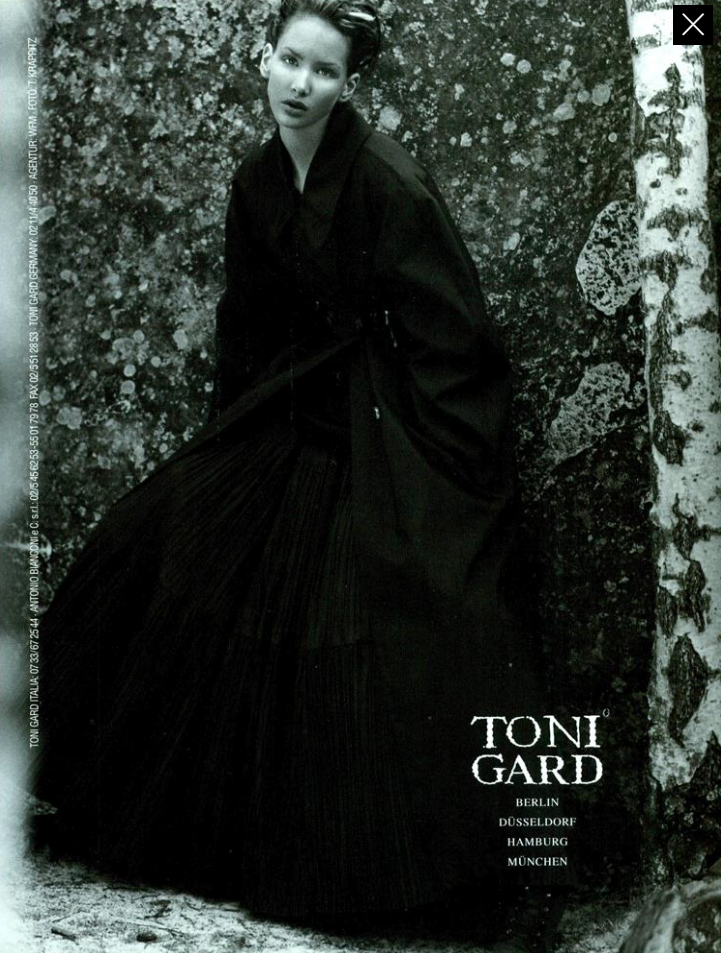 Toni Gard Fall Winter 94 95