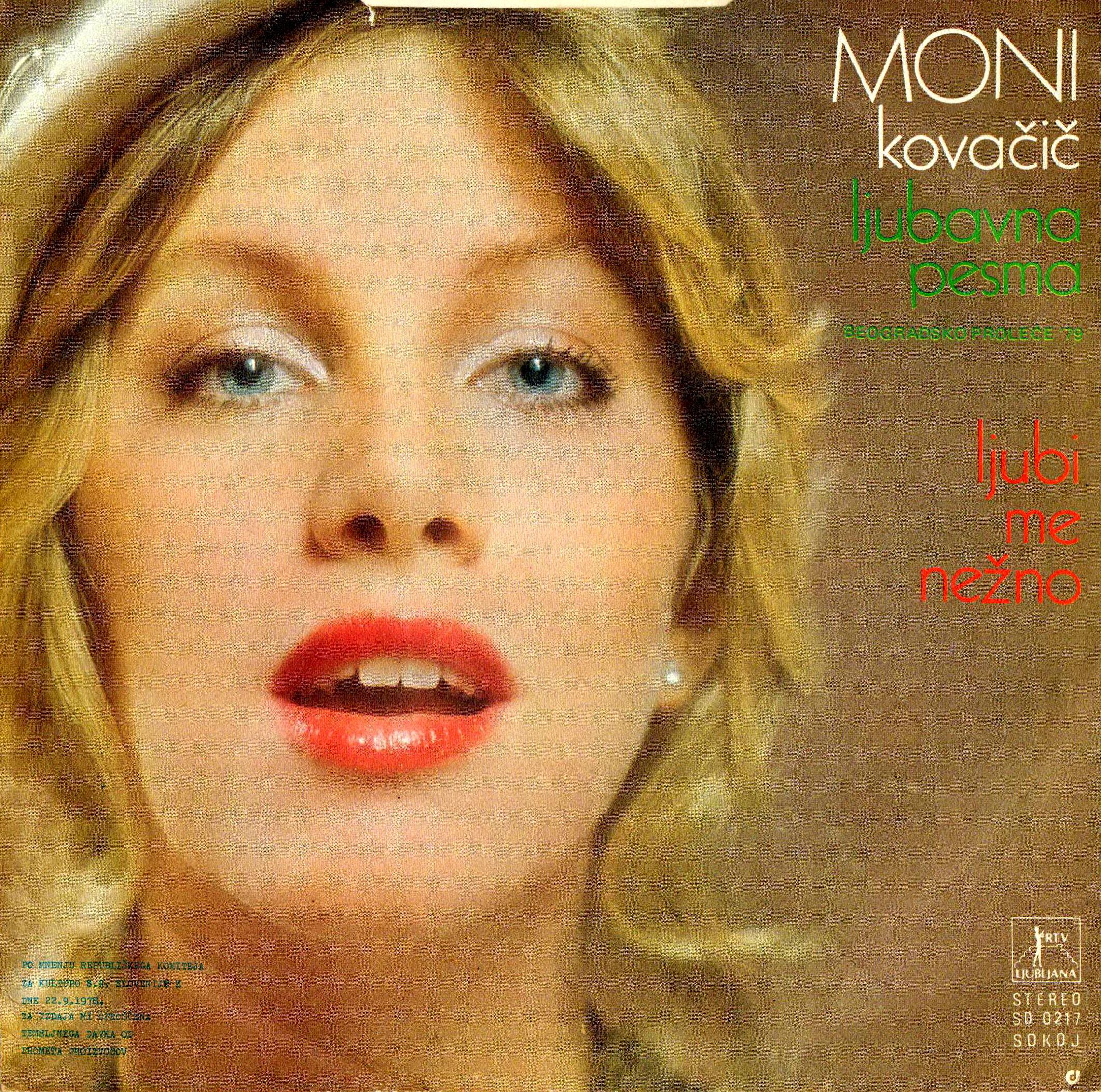 Moni Kovacic 1979 b