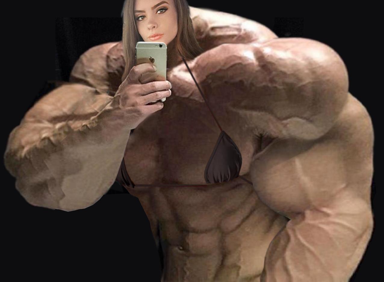 Huge Selfie Girl 6