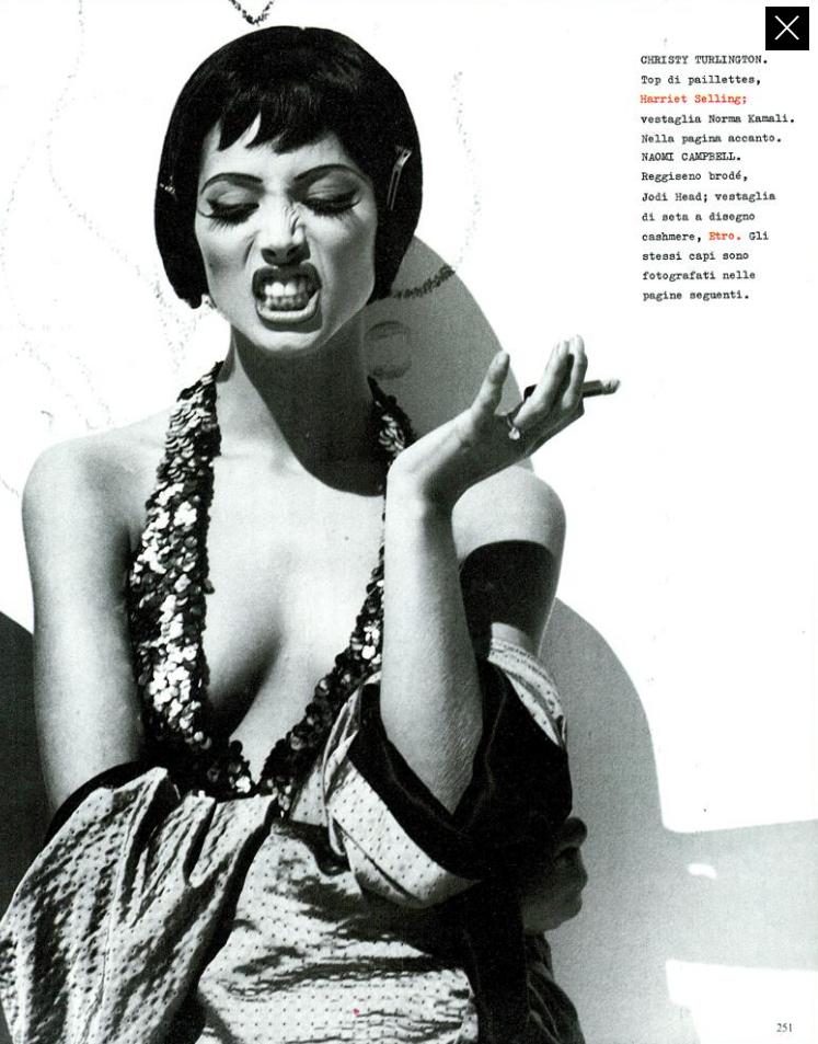 Meisel Vogue Italia December 1989 06