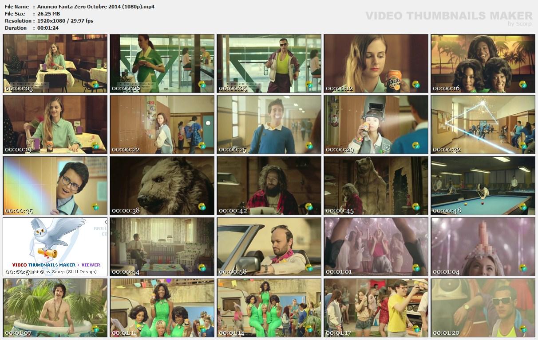 Anuncio Fanta Zero Octubre 2014 1080 p mp 4