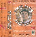 Sinan Sakic - Diskografija 36824055_Kaseta_Prednja