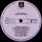 Zorica Markovic - Diskografija  36839794_Ploca_A