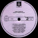 Zorica Markovic - Diskografija  36839797_Ploca_B