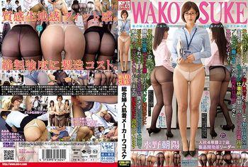 Asahi Mizuno - A Ladies Underwear Manufacturer WAKOSUKE Asahi Mizuno. [ICMN-001] (AVS collector's) [cen] [2017 г.,Big Tits,Blowjob, HDRip] [1080p]