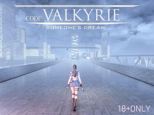 (同人ゲーム)[200620][Ulimworks] CODE:VALKYRIE [RJ291701]